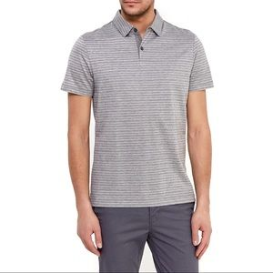 Banana Republic Luxury Touch polo, Standard Fit, M